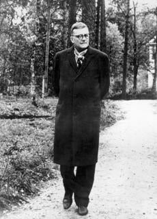 "Dmitri Shostakovich (circa 1966) once said that request inspired him to compose the song cycle ""Seven Romances on Verses by Alexander Blok."" The work will get a rare performance July 7 at Yellow Barn in Putney, Vt."